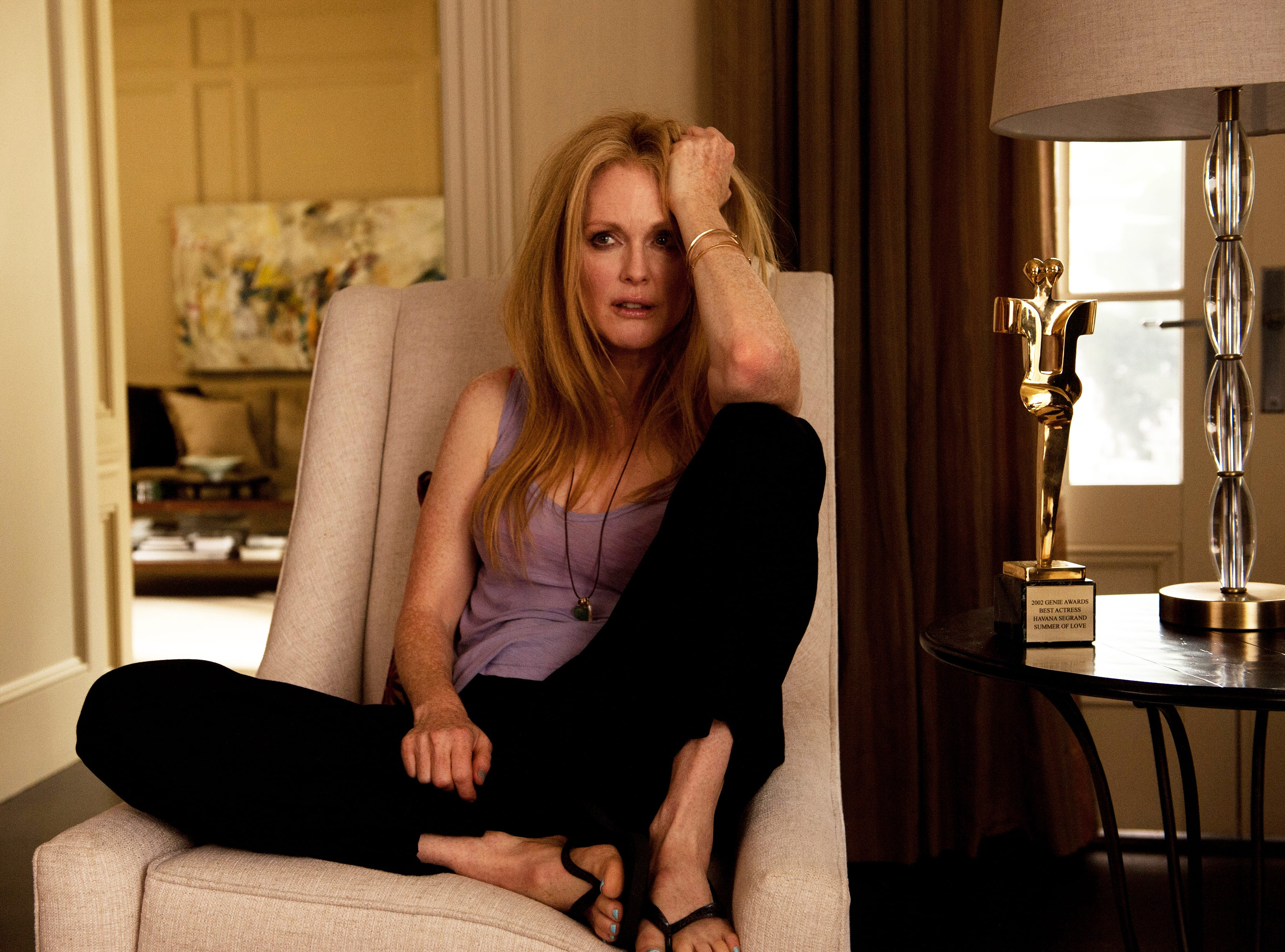 """Julianne Moore in """"Maps to the Stars."""""""