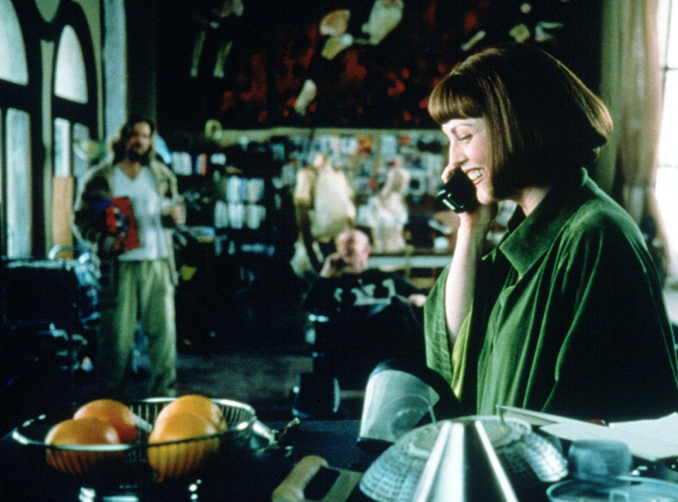 "Julianne Moore stars as Maude Lebowski in ""The Big Lebowski."""
