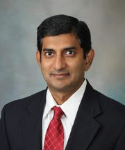 Dr. Suryakanth R. Gurudu is a gastroenterologist and colon cancer researcher at Mayo Clinic in Arizona.