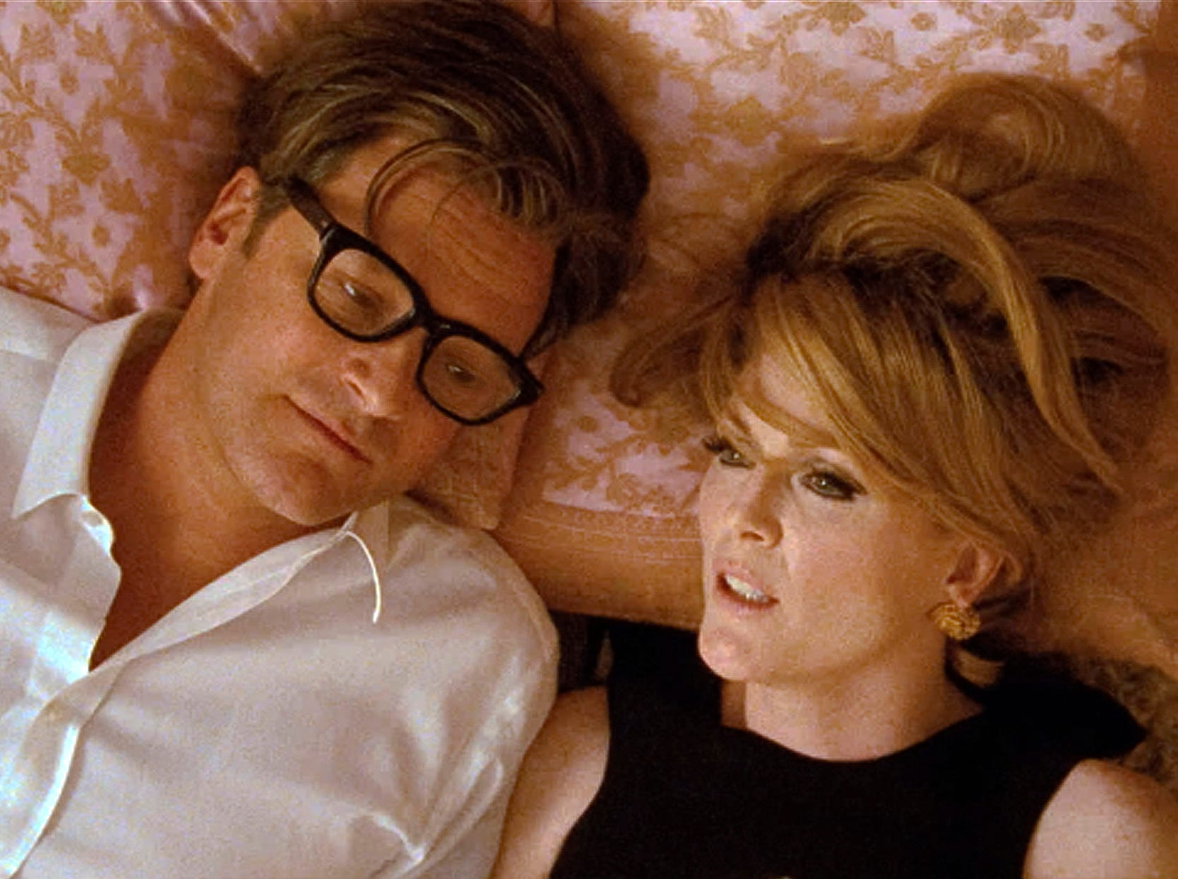 """Colin Firth and Julianne Moore in """"A Single Man."""""""