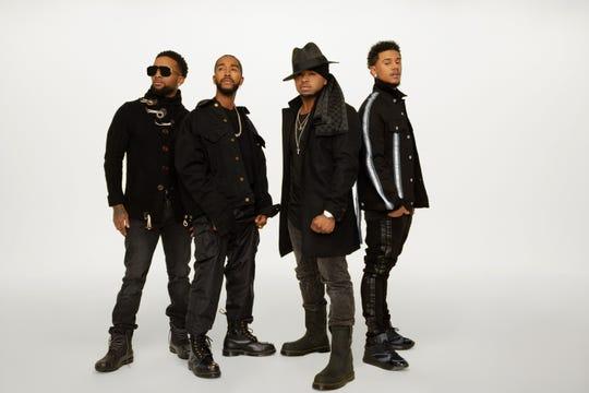 B2K brings its reunion tour to FedExForum on Sunday.