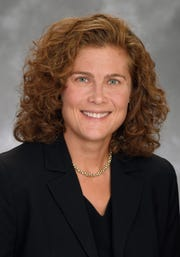 Dr. Anathea Powell, colon and rectal surgeon with the University of Arizona Cancer Center at Dignity Health/St. Joseph's Hospital and Medical Center.