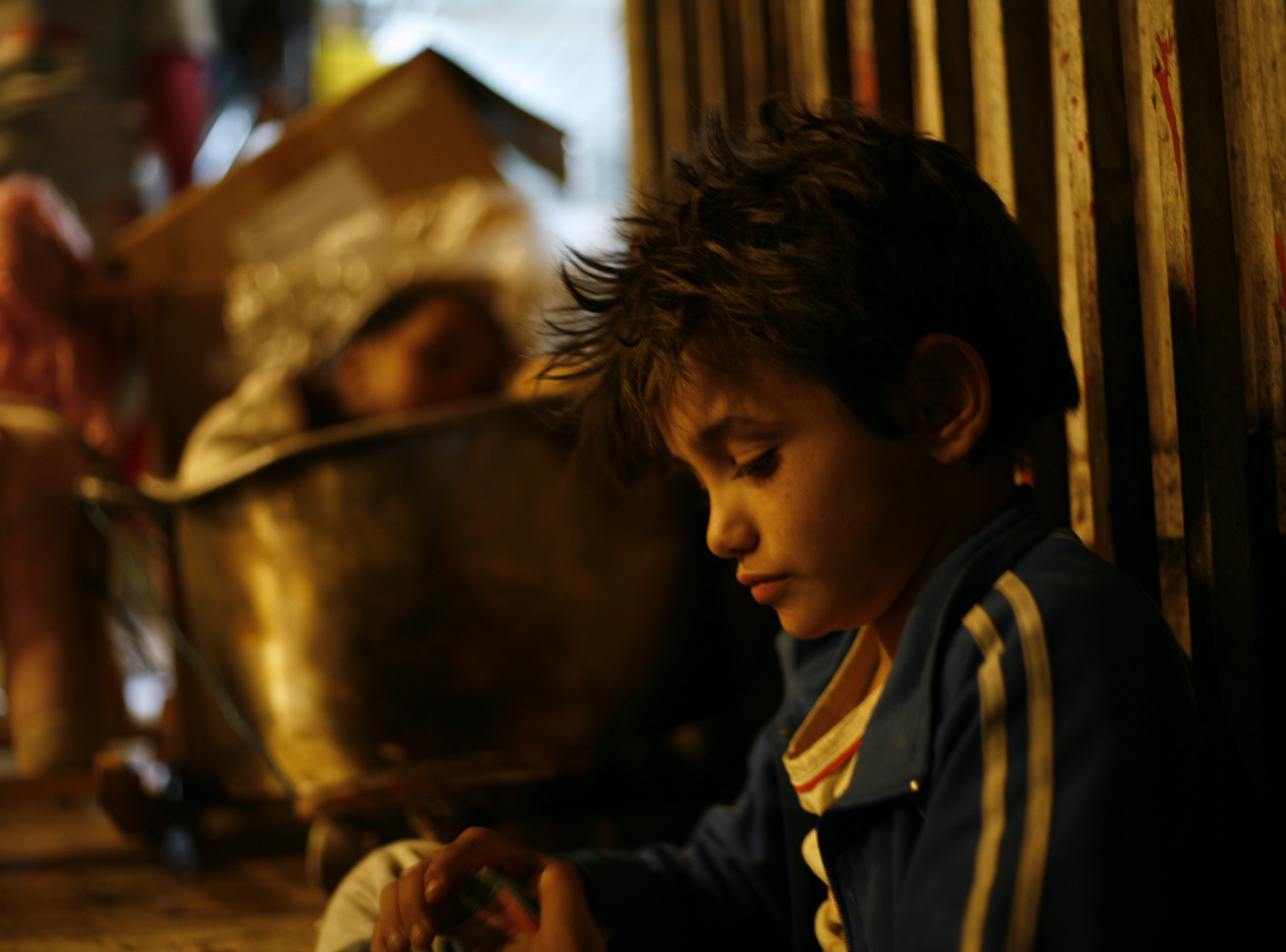 """Zain Al Rafeea stars in """"Capernaum."""" From the review: """"'Capernaum' is a tough slog, no doubt, even by tough-slog standards. But that's a big part of what makes it so rewarding."""" (four stars)"""
