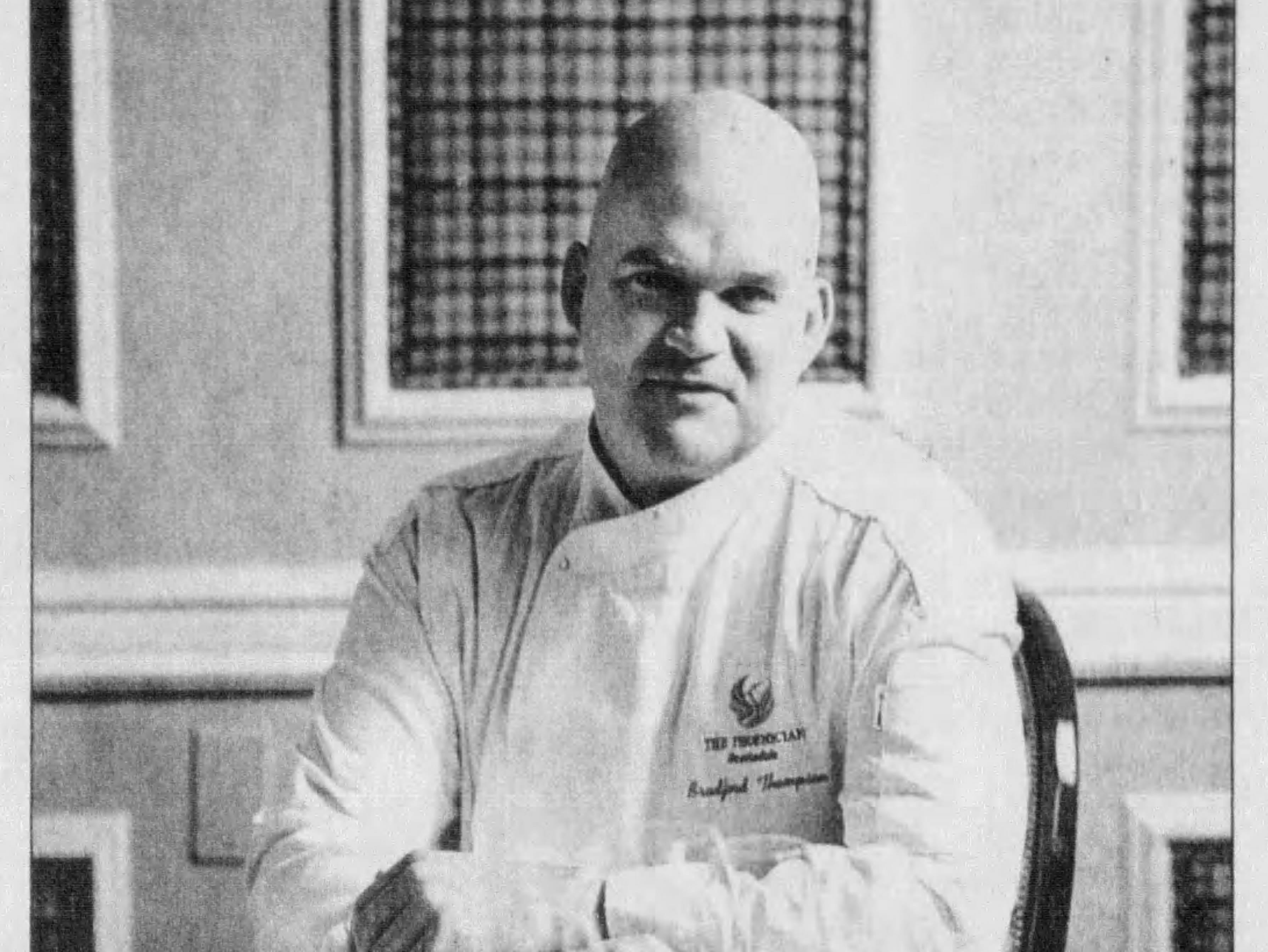 Bradford Thompson won the James Beard Award for Best Chef: Southwest in 2006 for his work at Mary Elaine's at The Phoenician.