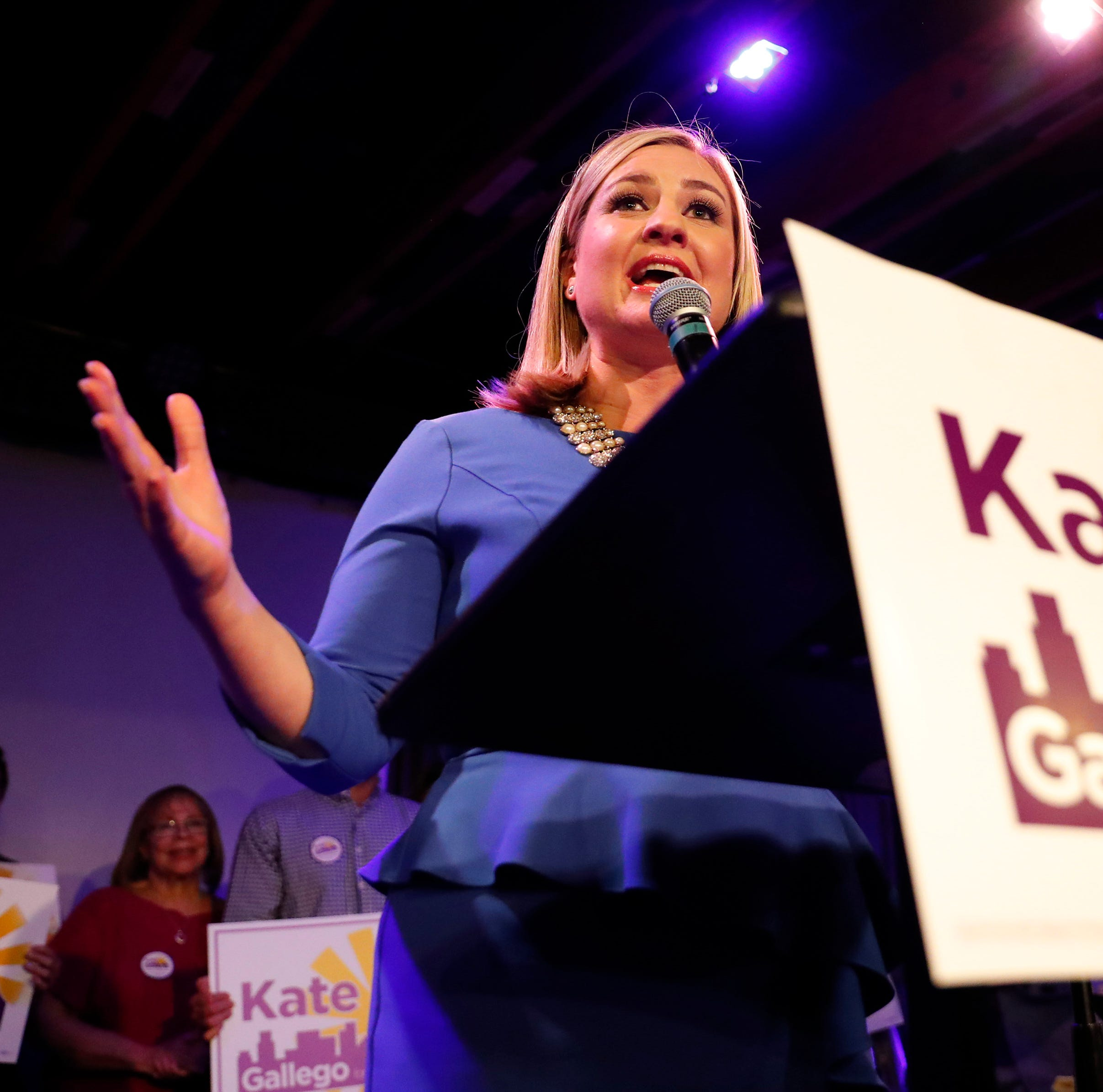 Kate Gallego wins big in race for Phoenix mayor