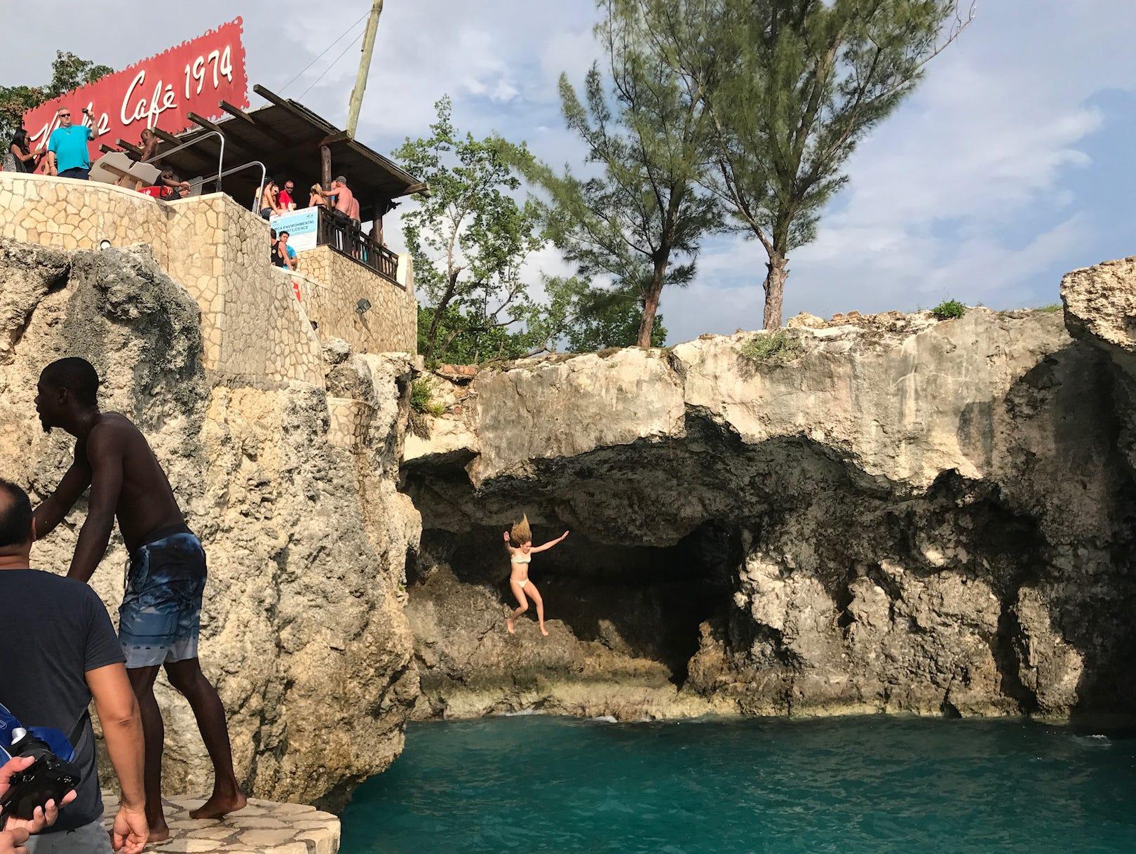 Una extraordinaria playa. Así califican los visitantes a este destino tropical en Negril, Jamaica.