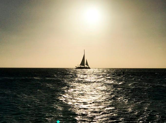 Una de las tres playas más populares de la llamada Isla Feliz es también una de las mejores en el planeta.