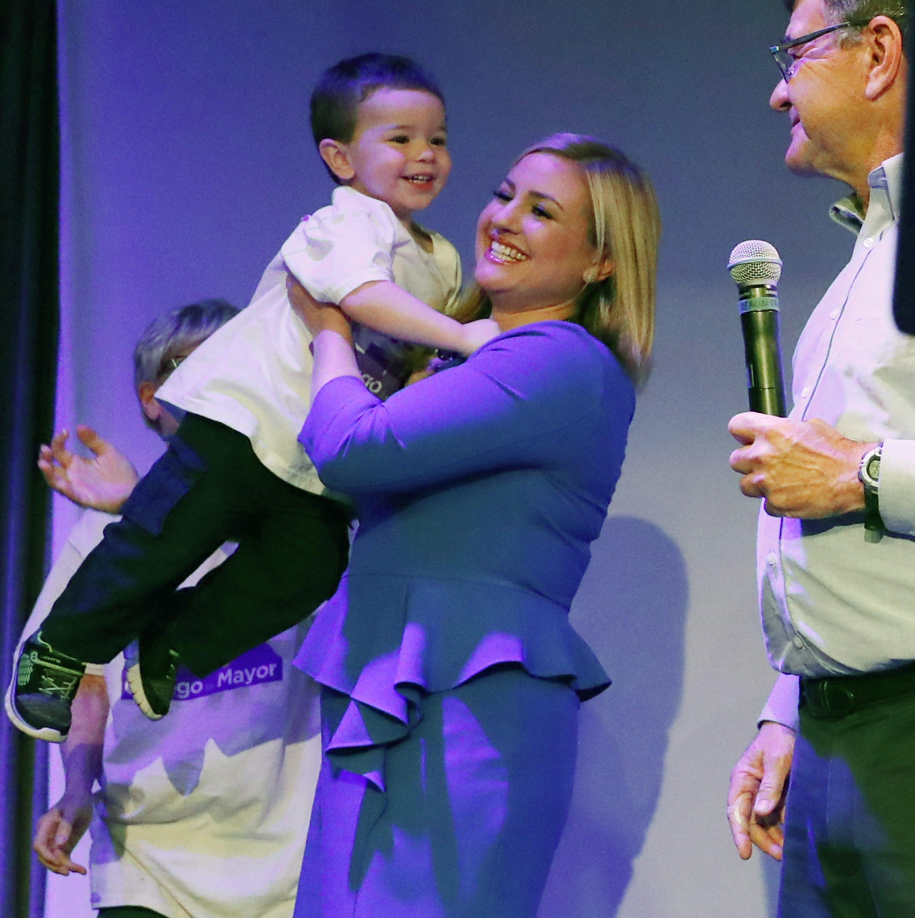 Kate Gallego gana la alcaldía de Phoenix