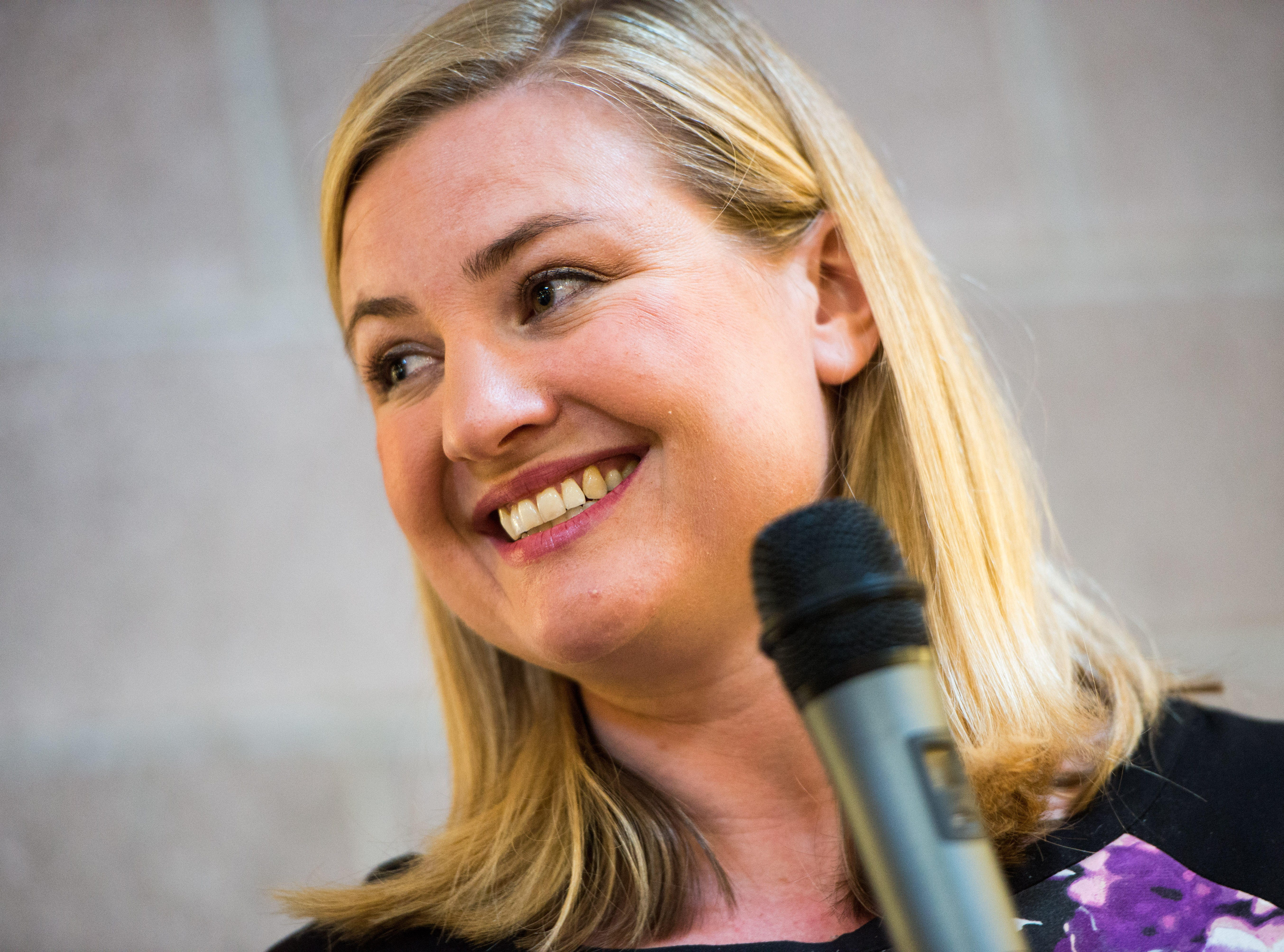 Former Councilwoman Kate Gallego is running for the Phoenix mayorship. Phoenix City Councilwoman Kate Gallego.