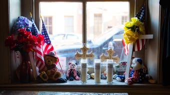 After firefighters Ivan Flanscha and Zachary Anthony died in the line of duty, Yorkers made gifts to honor them.