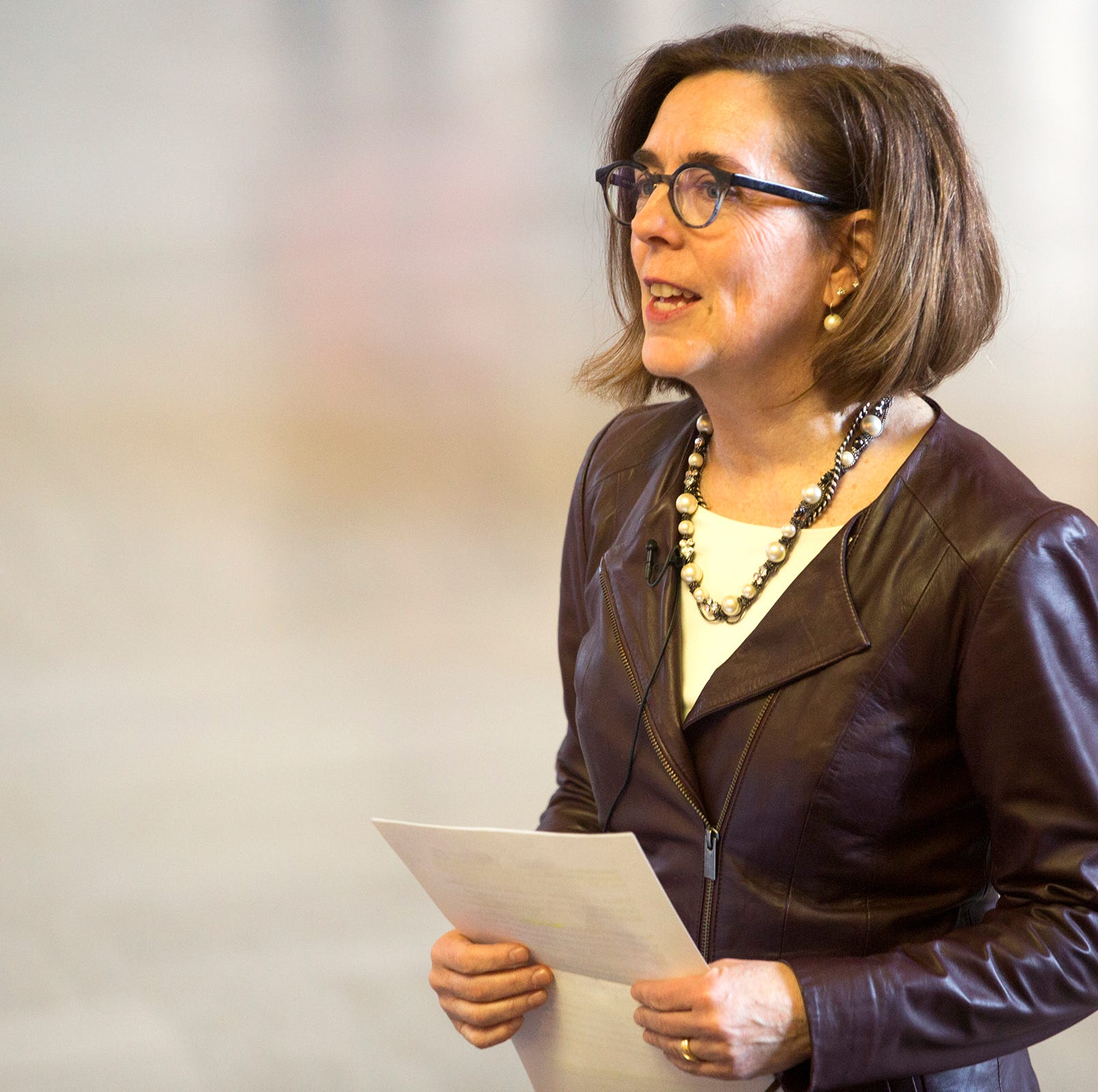 Oregon Gov. Kate Brown establishes foster care oversight board