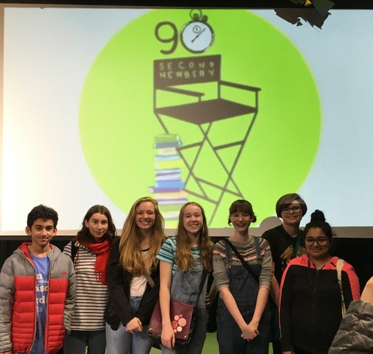 The annual video contest in which kid filmmakers create short movies that tell the entire stories of Newbery award-winning books in about 90 seconds.