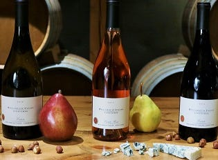 "Wine, Pear & Cheese Jubilee: This annual event features ""pear-ings"" of a wine flight, including our 2018 Estate Rosé of Pinot Noir, with latest releases with small bites of Northwest pears and artisan cheeses, 11 a.m. to 6 p.m. Saturday and Sunday, March 23-24, Willamette Valley Vineyards, 8800 Enchanted Way SE, Turner. $20, $10 for Wine Club members, owners and their guests. www.wvv.com/WinePearCheese."