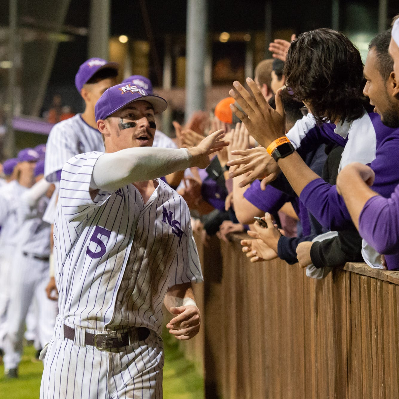 NSU pitching stifles No. 10 LSU in Natchitoches