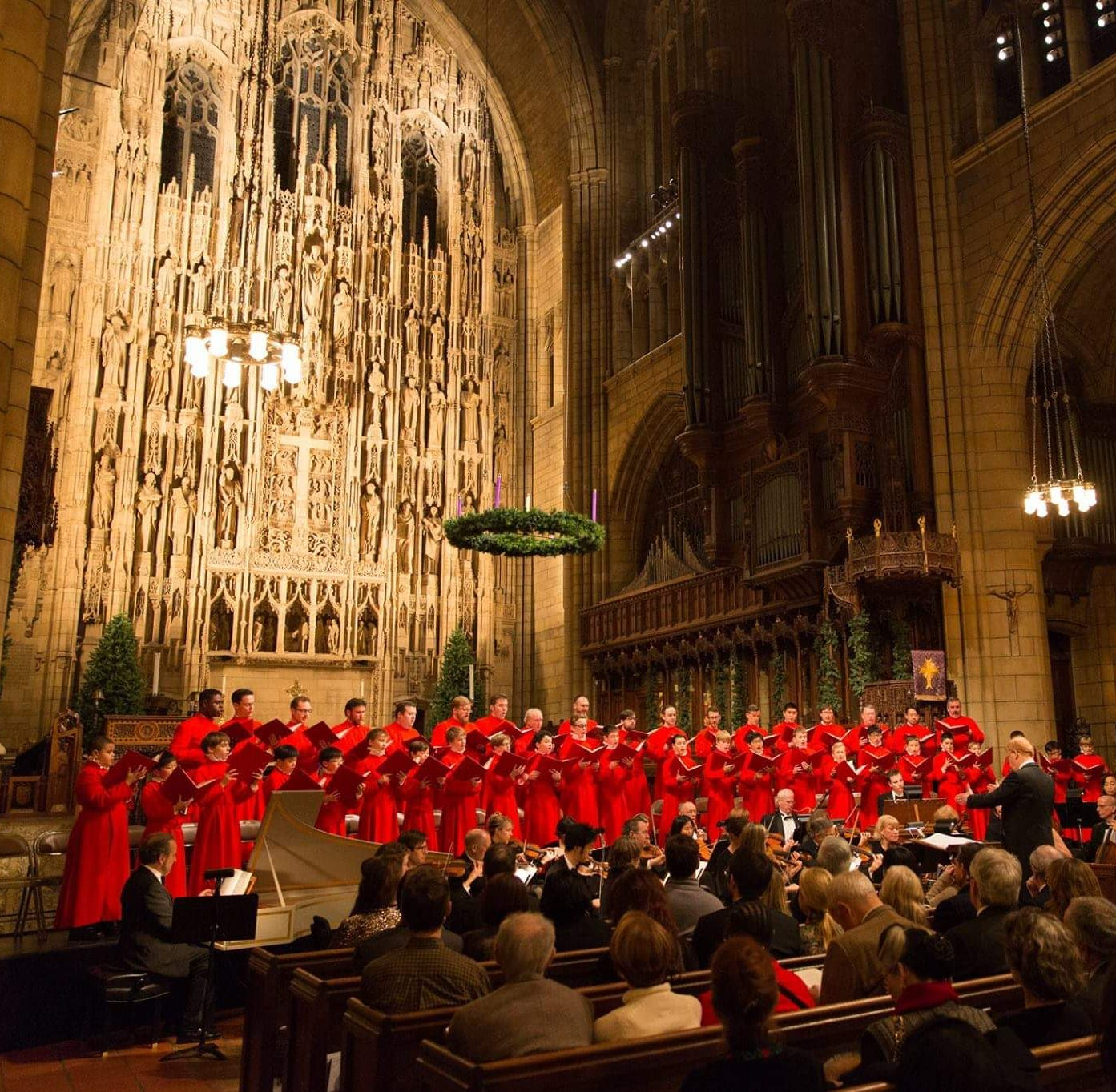 New York's St. Thomas Choir of Men and Boys gives free concert in Shreveport