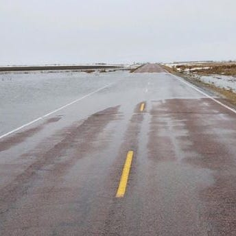 No travel advised on Lincoln County roads after dark due to flooding