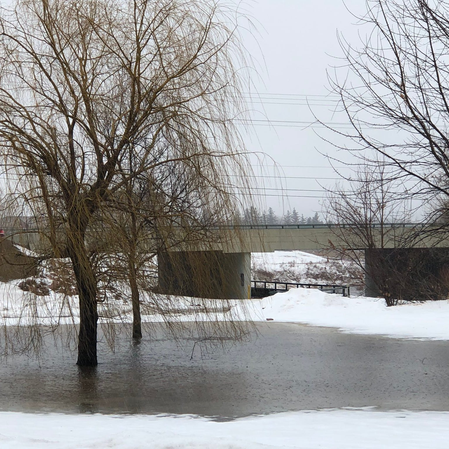 NWS forecast: James River, Big Sioux River north of Sioux Falls could see worst flooding