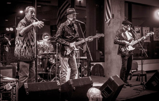 THe Nighthawks perform at 9 p.m. Friday at Bradfordville Blues Club.