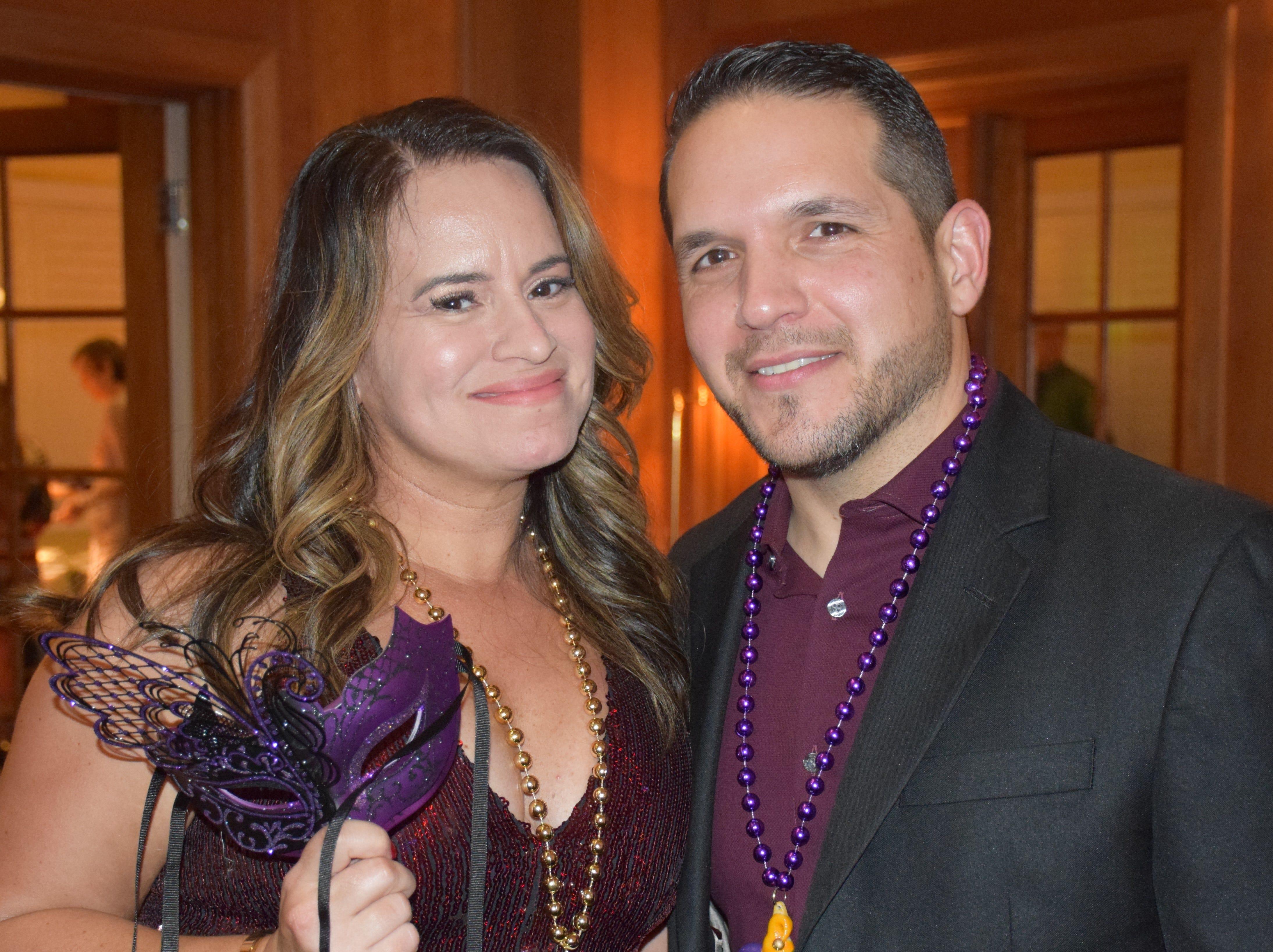 May & Dr. Alex Perez