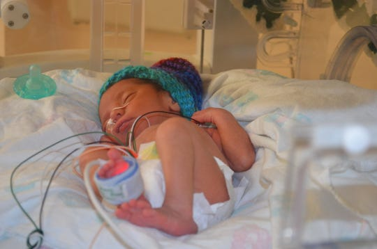 The Laura and Pat Gordon Family Level IV NICU at El Paso Children's Hospital has been serving families for seven years.