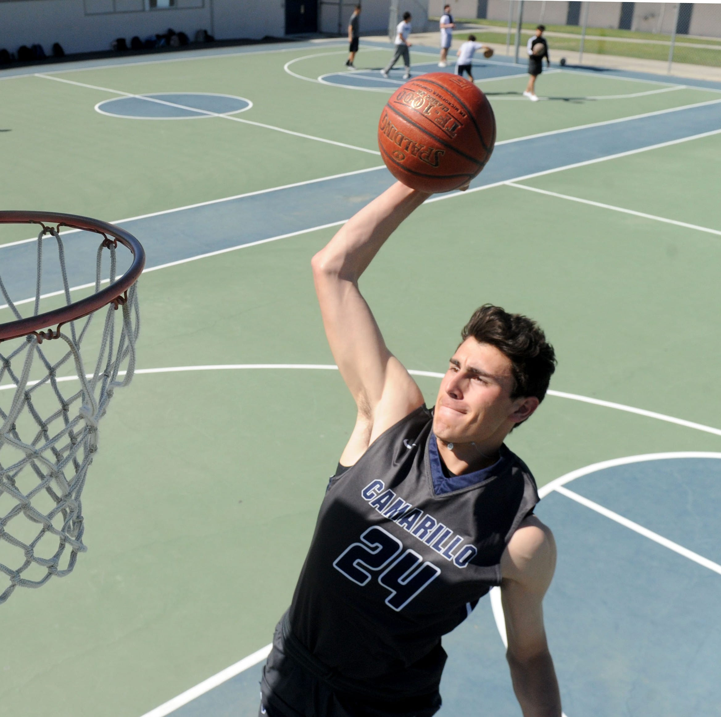 Camarillo's Jaime Jaquez Jr. is The Star's Boys Basketball Player of the Year