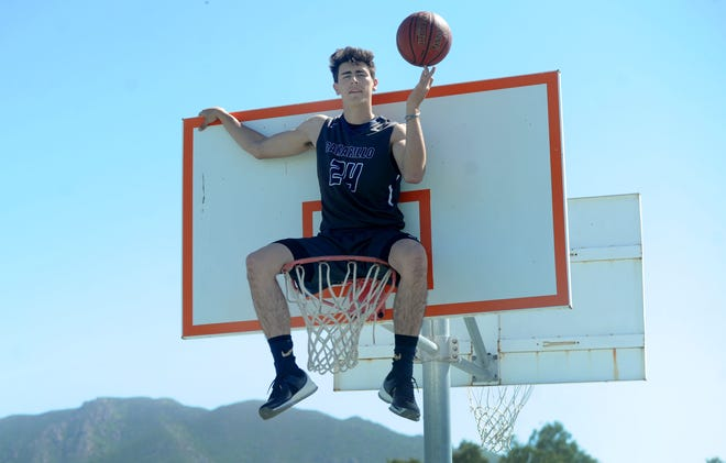 Jaime Jaquez Jr. rose to national prominence during his four-year career at Camarillo High and will take his basketball talents to UCLA in the fall.