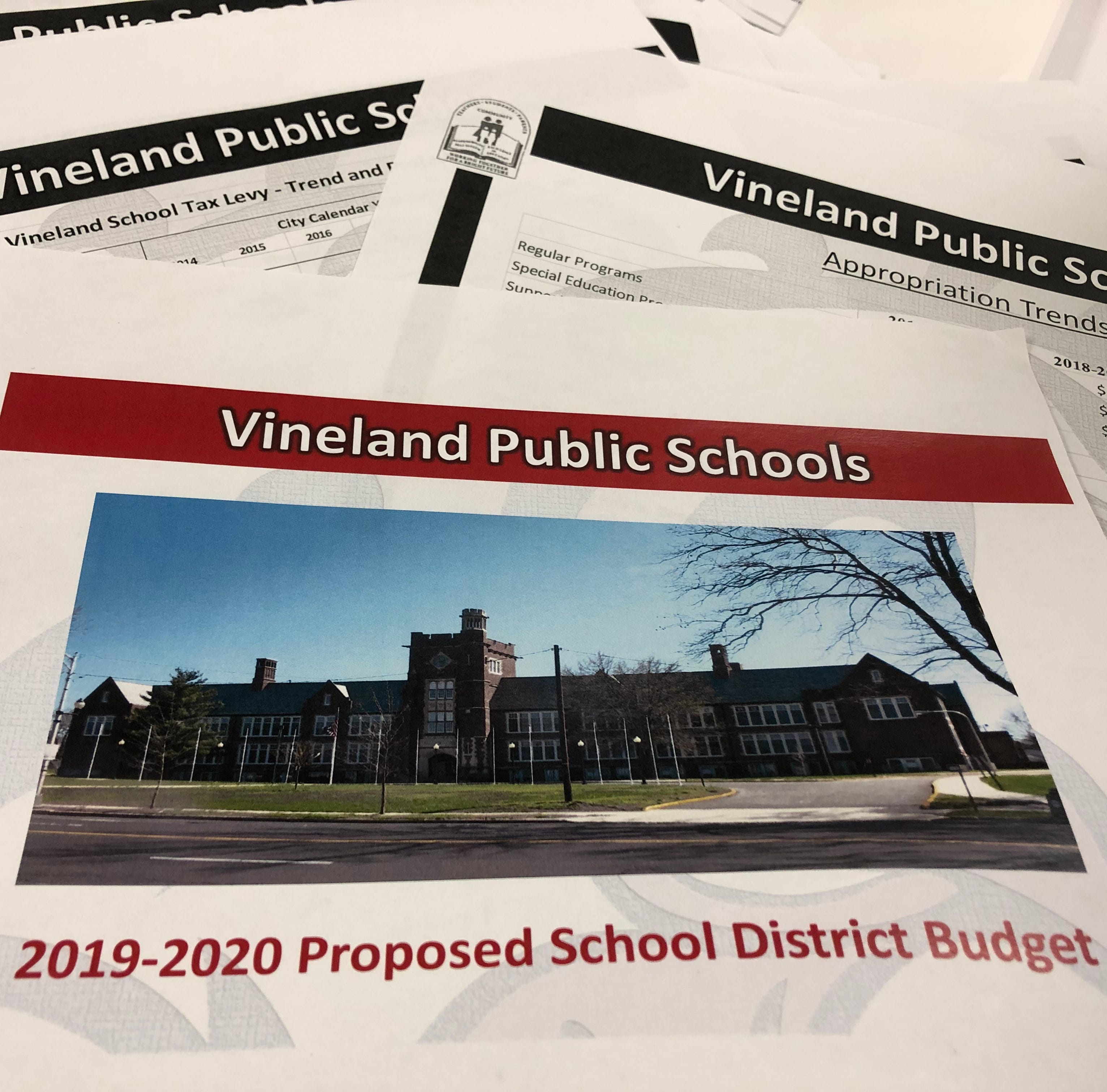 Tax hike, 136 job cuts in proposed Vineland school district budget