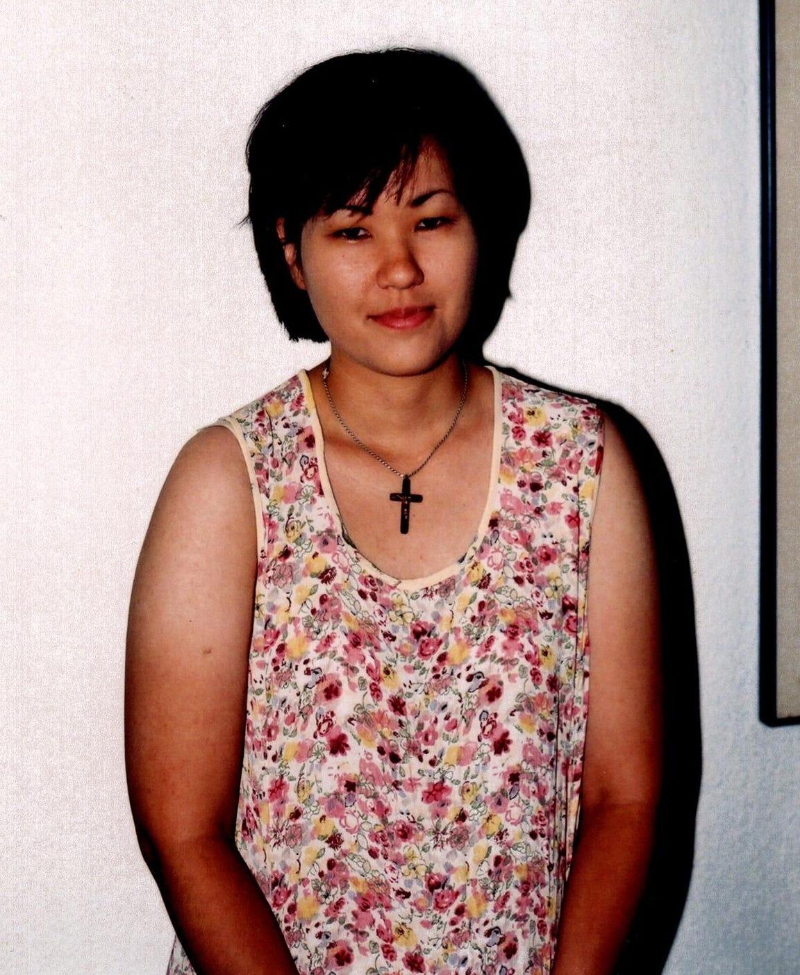 Linda Mudge, 25