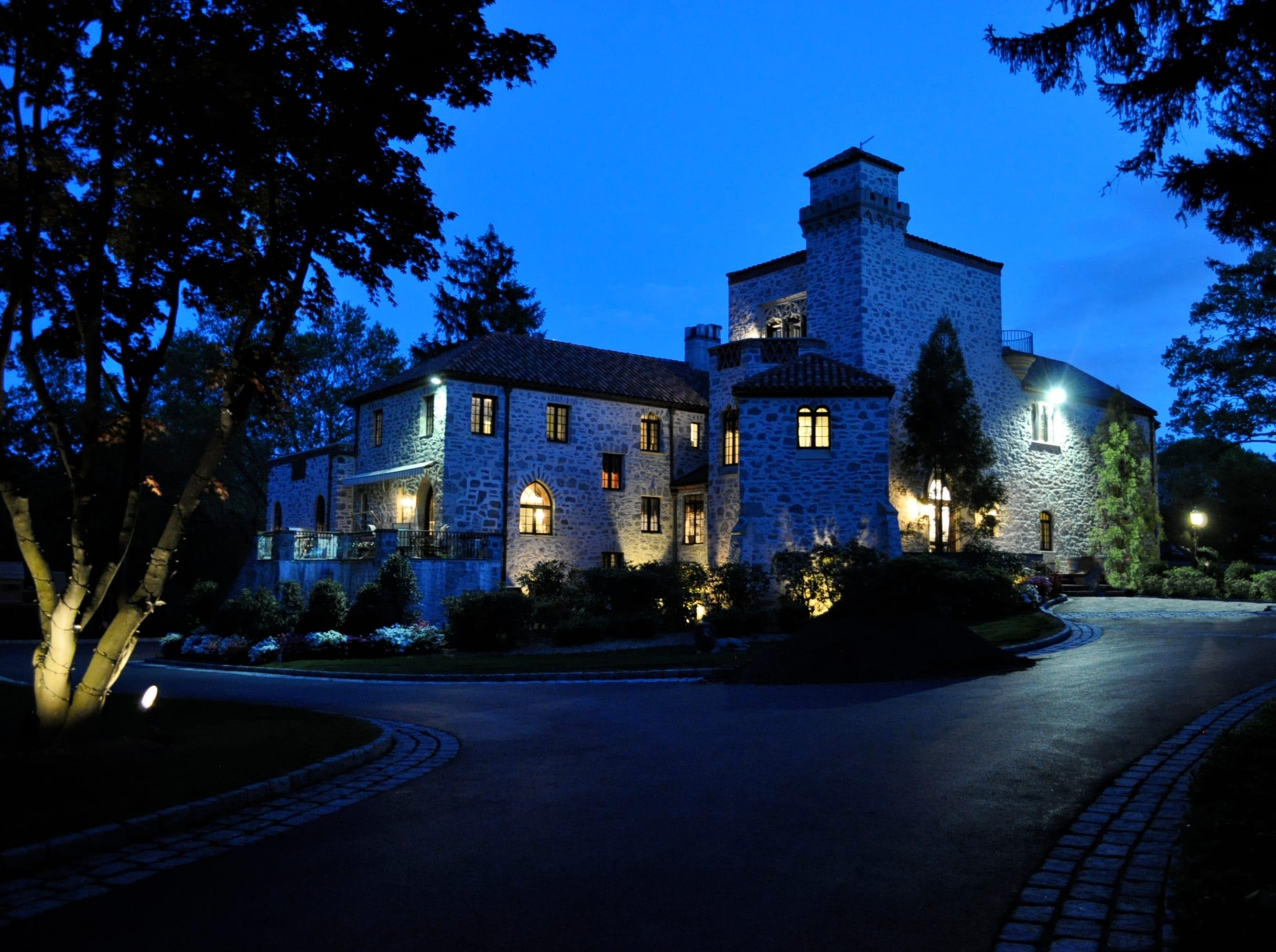 Harrison estate was home to designer of famous Park Avenue buildings