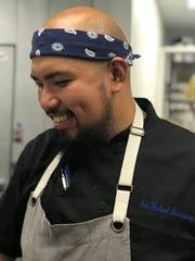 Michael Anastacio, executive chef, Fin & Brew in Peekskill.