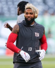 Odell Beckham adds to an impressive offseason haul for the Browns.