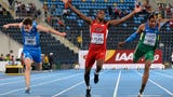 Qualifying for the Olympics is on Noah Lyles' shortlist of goals. The American sprinting prodigy aims to break Usain Bolt's world record and then some.