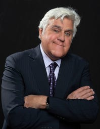 How comedian Jay Leno uses tech to monitor his health