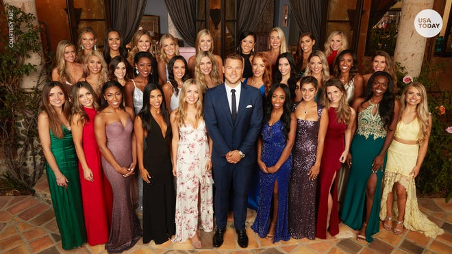 Colton Underwood, on GMA, comes out as gay; former 'Bachelor' speaks
