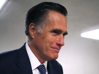 Twitter mocks Mitt Romney for the way he blows out his candles