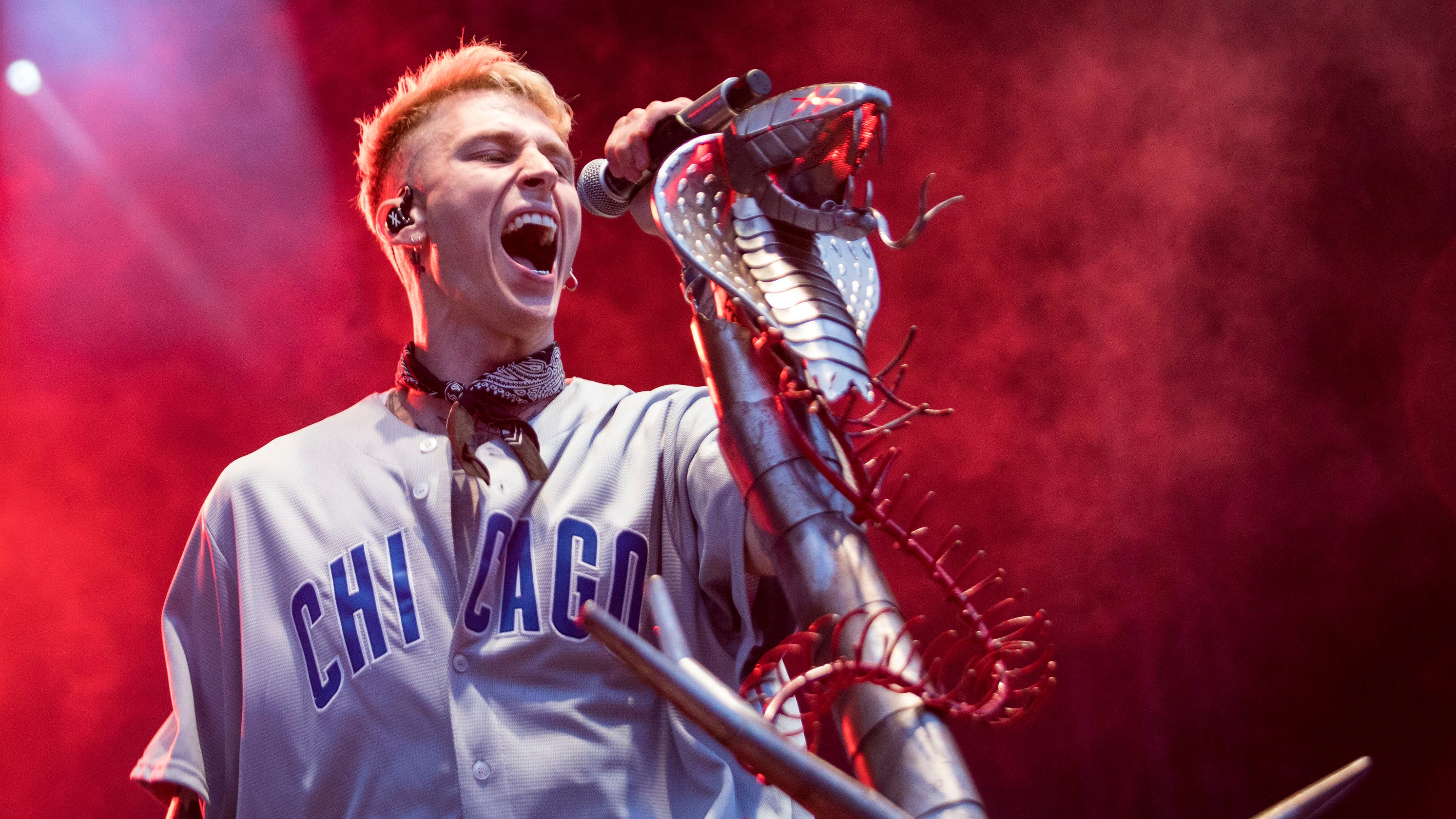 Machine Gun Kelly Stays Real In The Dirt My Mouth Is Too Honest