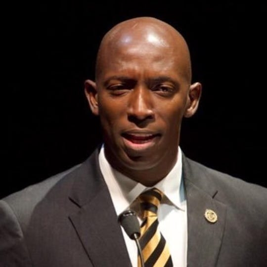 South Florida Mayor Wayne Messam