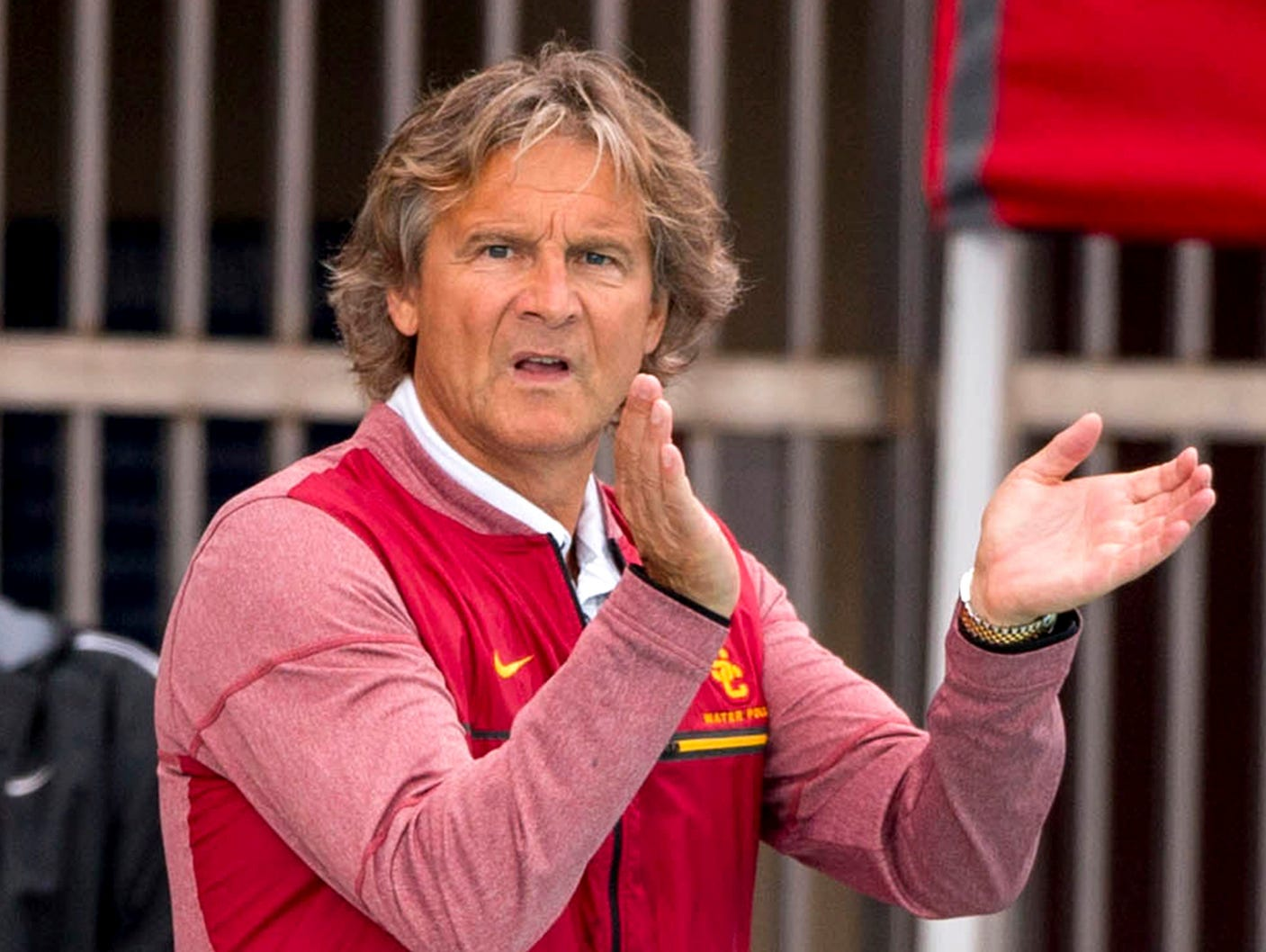 USC men's and women's water polo coach Jovan Vavic is among nearly 50 people charged in an admissions bribery scheme.