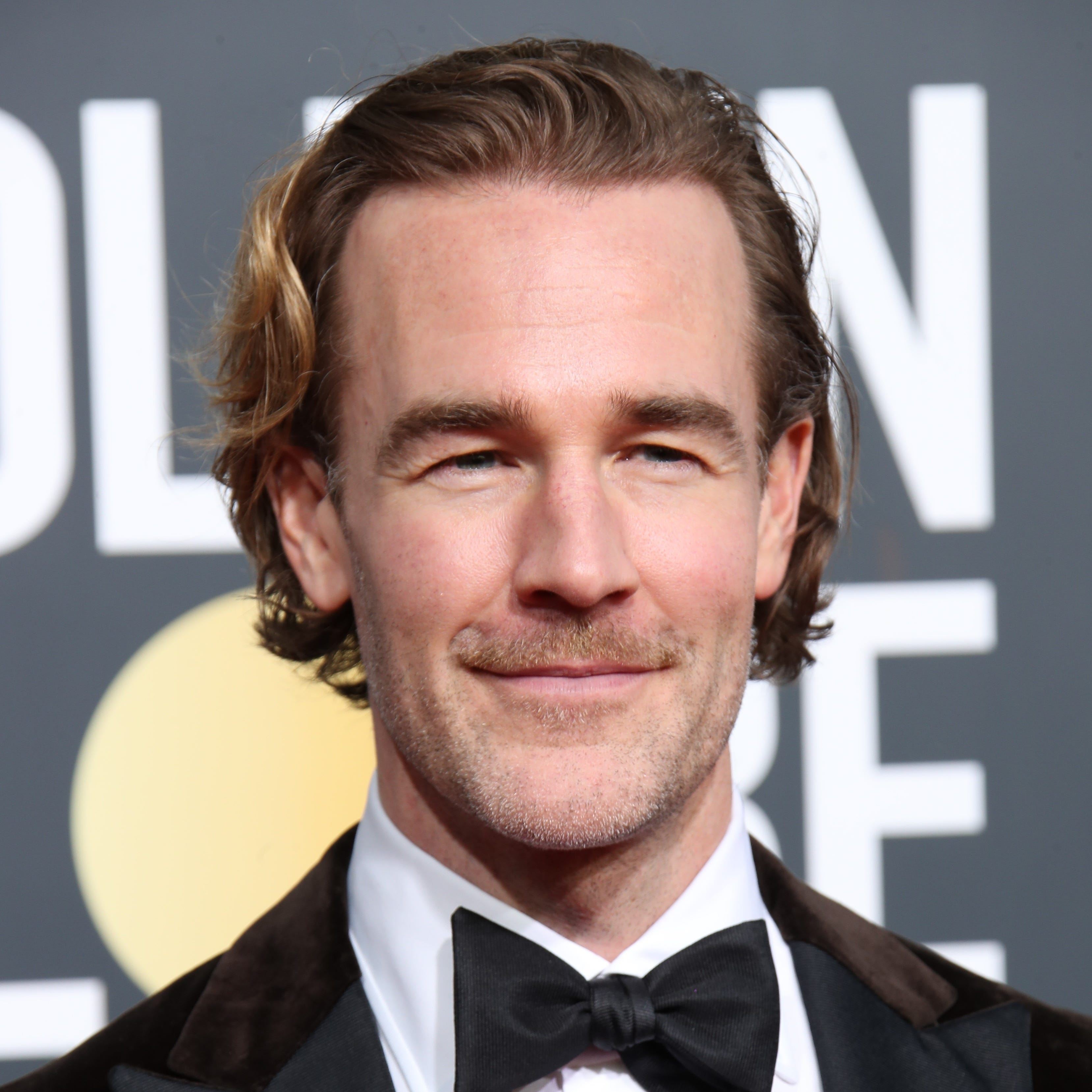 Actor James Van Der Beek