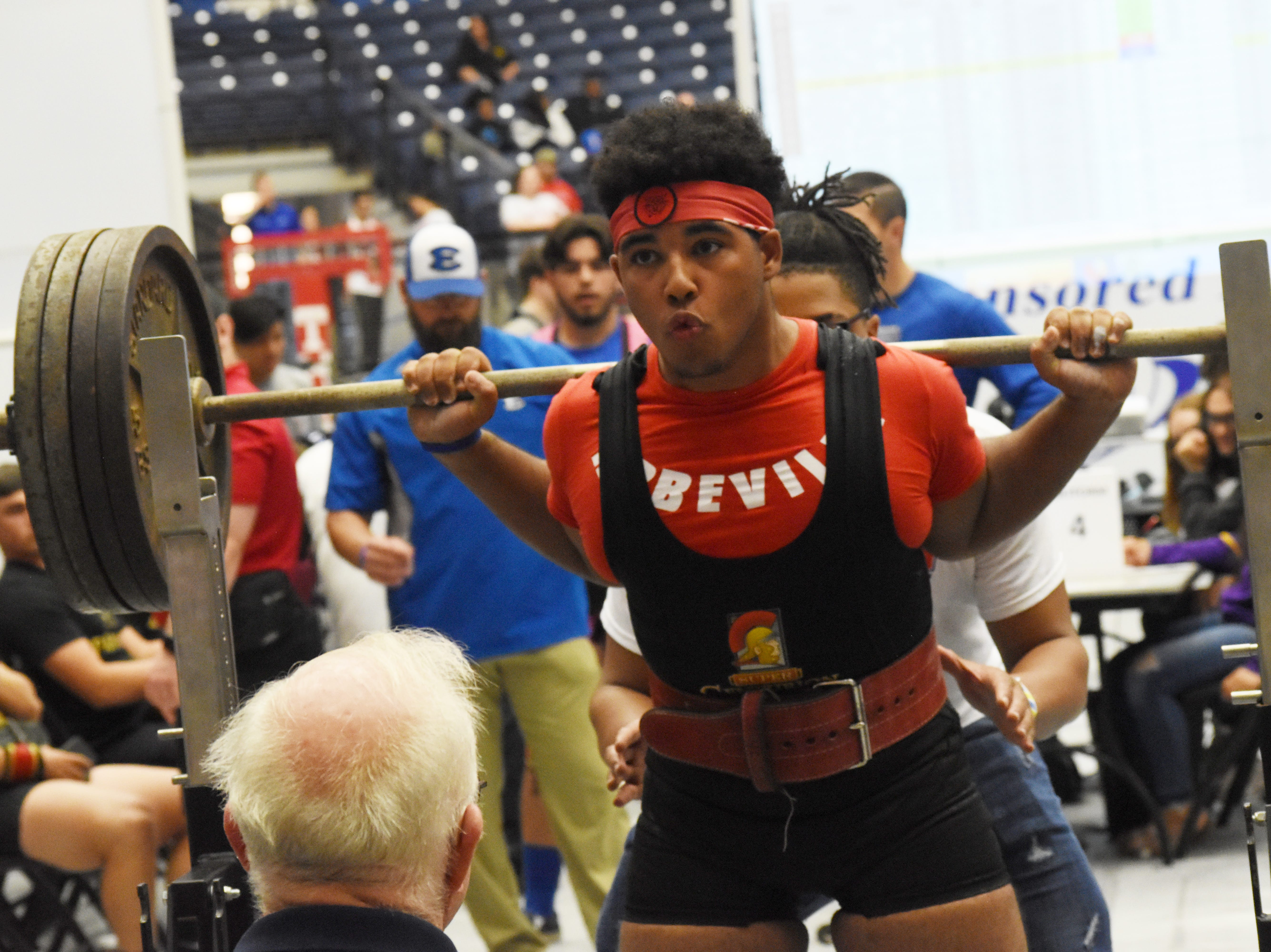The 2019 All-State Sugar Bowl LHSAA Powerlifting State Championships held at the Rapides Parish Coliseum opened Thursday, March 14, 2019  with the Division II and III boys competing. On Friday, girls in Divisions I-V will compete. The state championships wrap up Saturday with Division I, IV and V boys competing.
