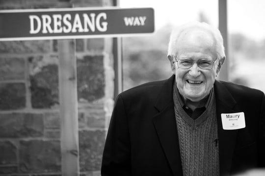 Maury Dresang