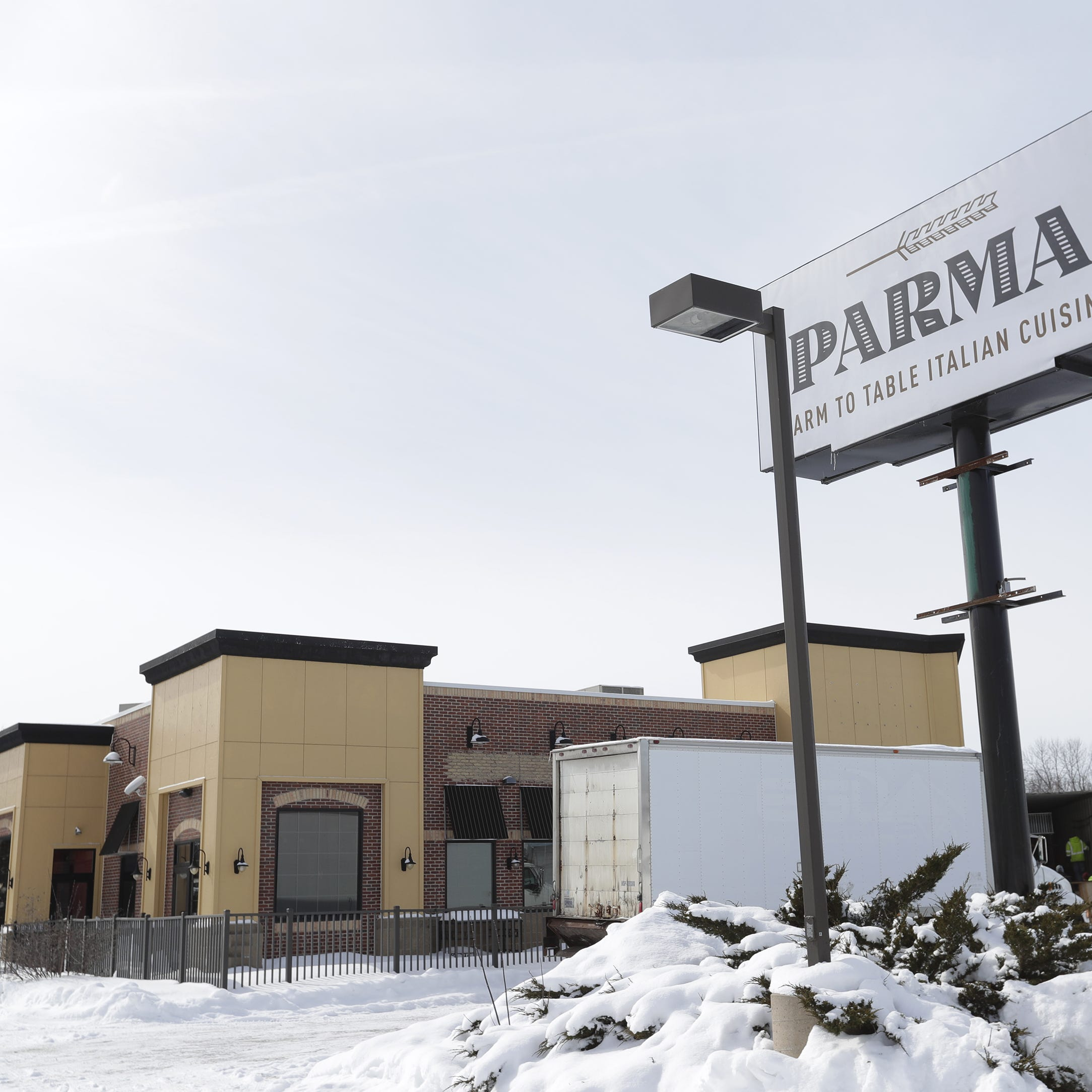 The Buzz: Parma building demolition nears to prep Chick-fil-A site