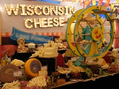 'Best of Wisconsin one nibble at a time': 3,000 pounds of Wisconsin cheese gets South by Southwest showcase