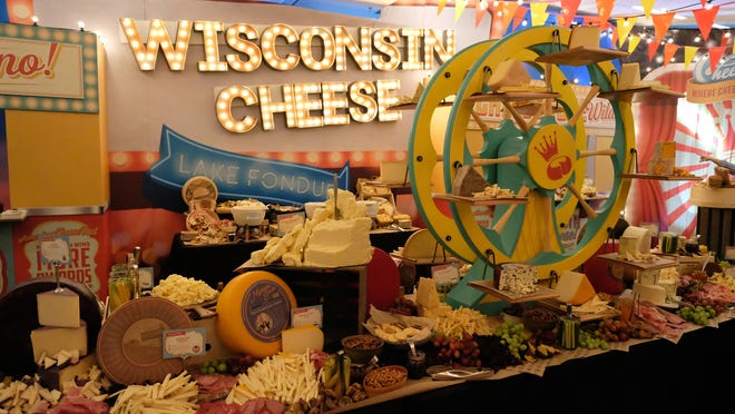 More than 3,000 people checked out the Cheeselandia area at South by Southwest this week in Austin, Texas.