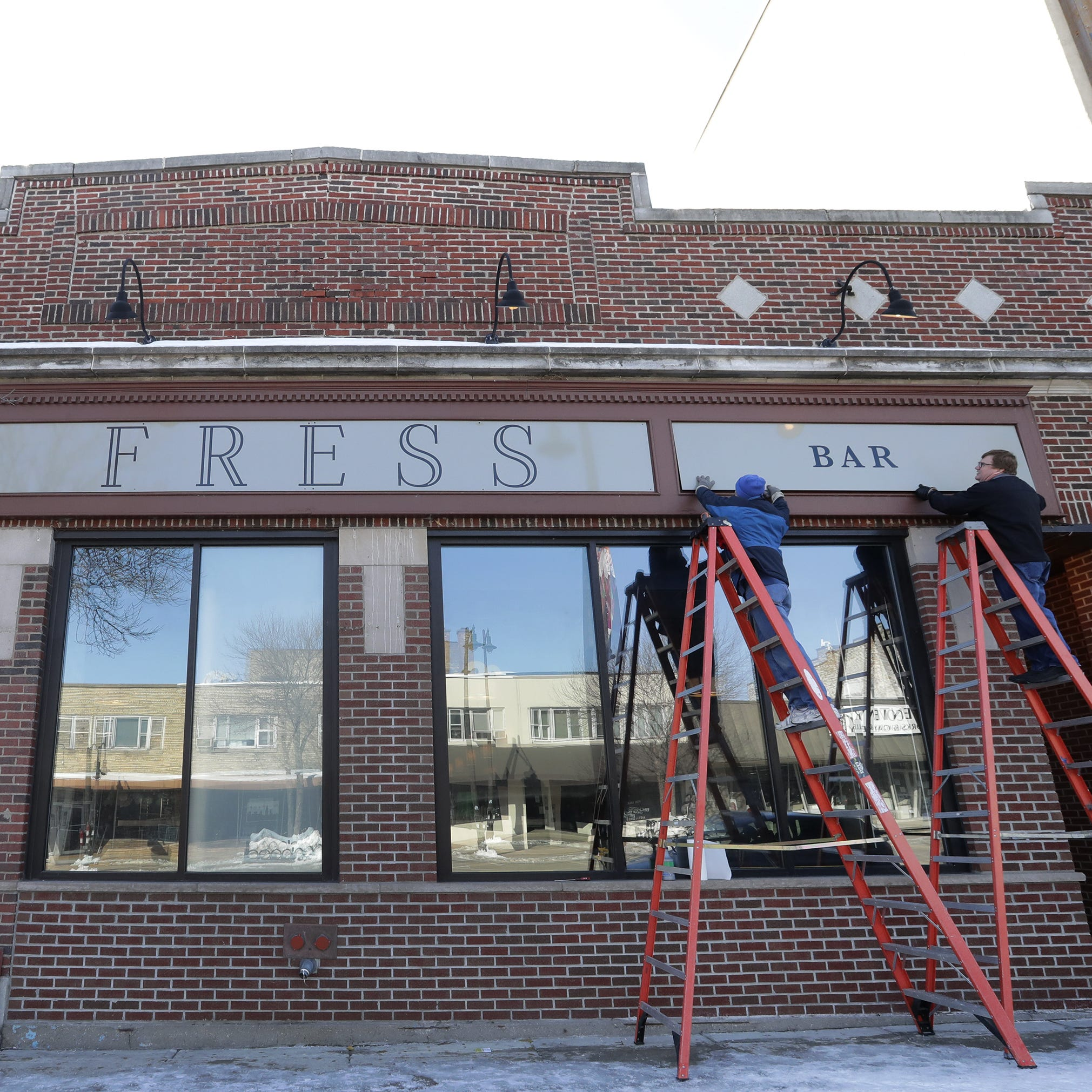 The Buzz: Fress prepares to open