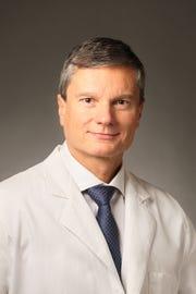 Dr Martin Michalewski Of CentraState Medical Center