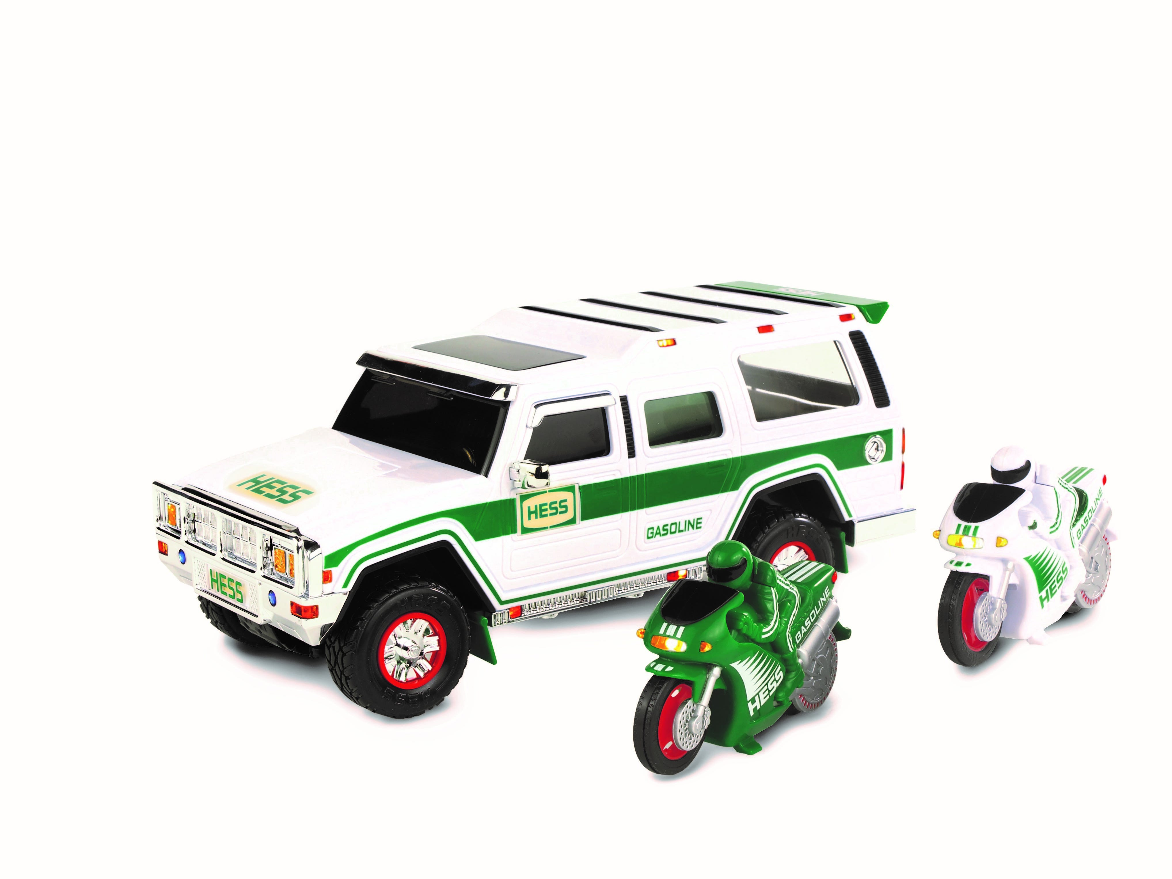 The 2004 Hess toy truck