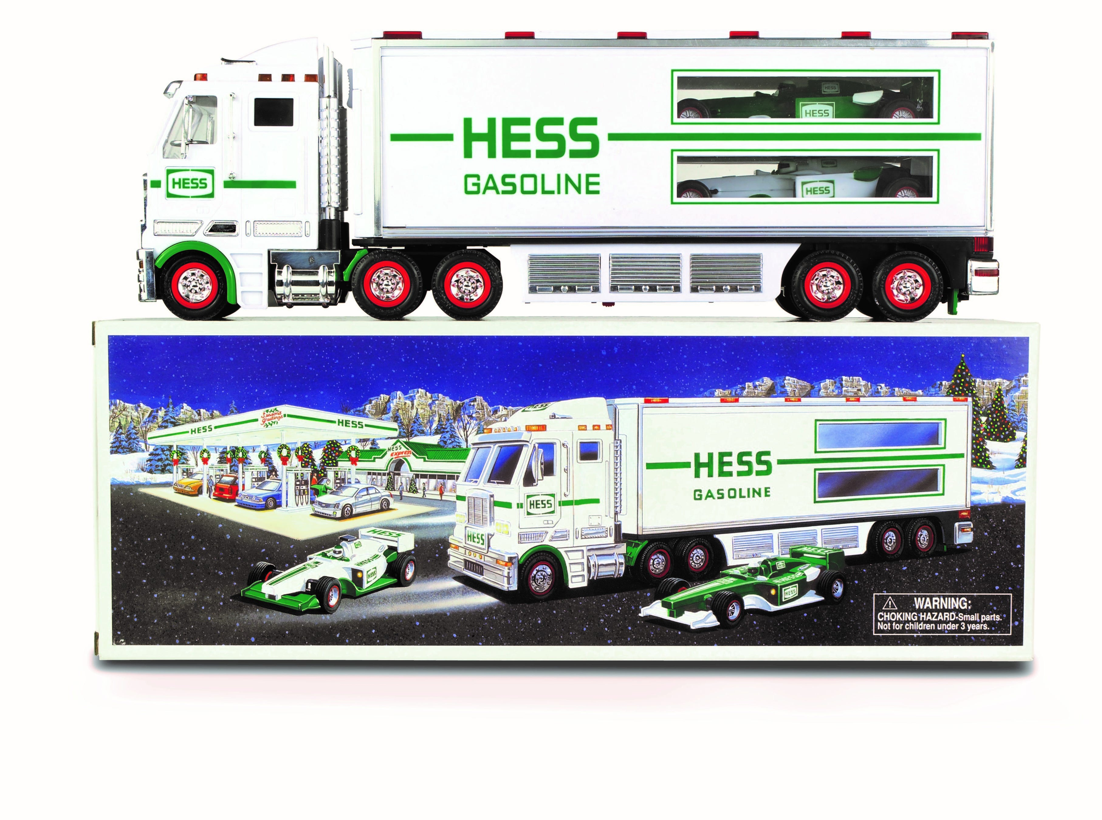 The 2003 Hess toy truck