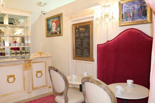 PARISIAN TEA ROOM