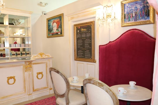 PARISIAN TEA ROOM